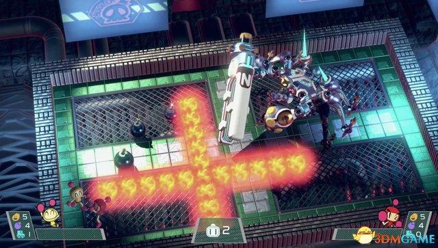 《超級炸彈人R》更新:潛龍諜影與魂鬥羅亂入
