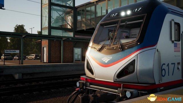 《模拟火车世界》上市日期公布 第一人称模拟视角