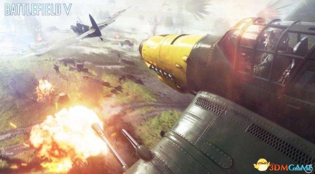《战地5》封闭测试内容公布 含载具兵种等细节