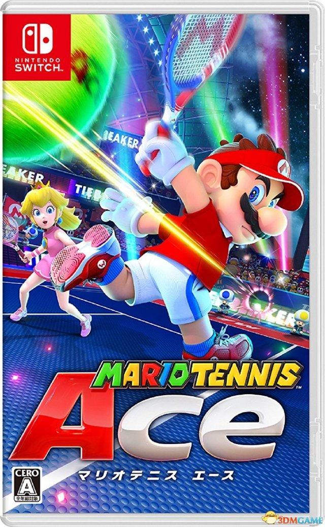 MC销量:《马里奥网球:王牌》