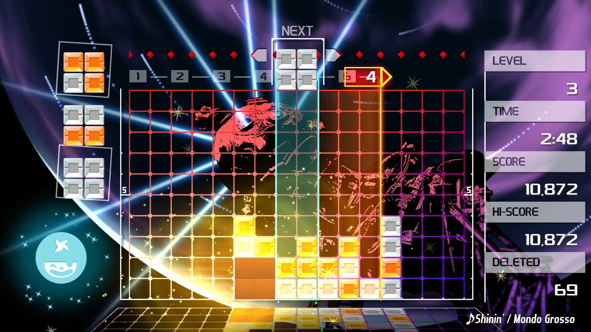 音乐方块:重置版 游戏截图