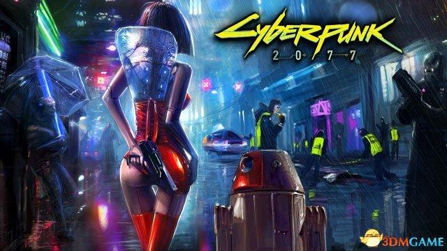 《赛博朋克2077》E3预告火爆 总点击量超5年前预告