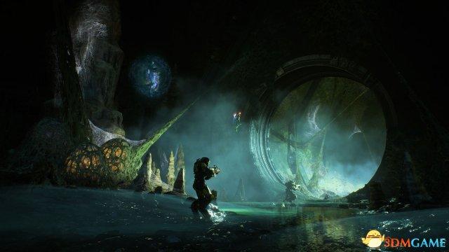 游戏新消息:机甲不是万能的圣歌中在水下太久会被淹死
