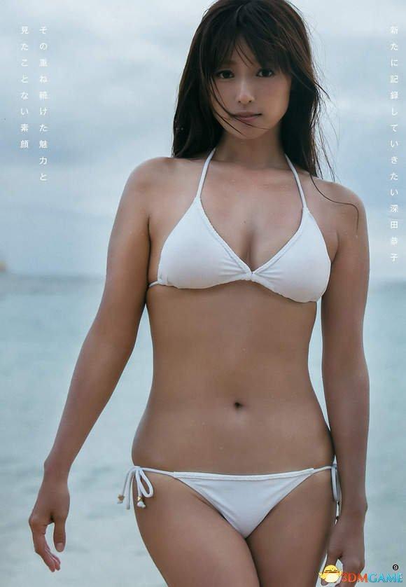 日本评选绝赞泳装女艺人 最让人受不了的性感姿态