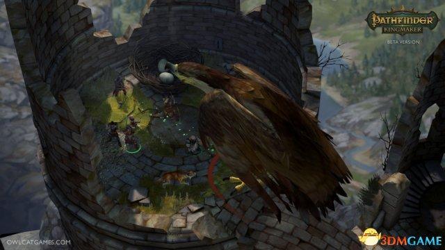《开拓者:拥王者》8月发售 灵感来自辐射博德之门