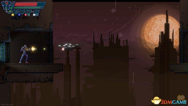 银河恶魔城风格《占意》众筹 2D横版星际探险游戏