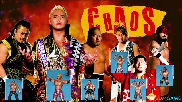 硬核摔角《超火爆摔角世界》PS4版总览宣传片展示