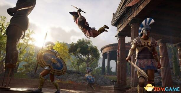 《刺客信条:奥德赛》中玩家行为不再受信条约