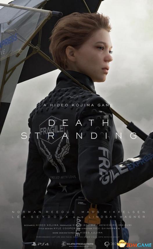 《死亡搁浅》开发商晒东京电玩展全新周边产品
