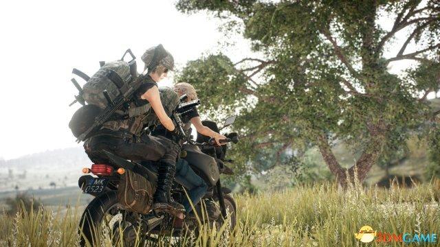 <b>骑摩托戴好头盔 印度用《绝地求生》宣传安全知识</b>
