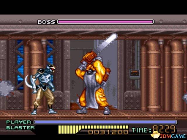 SFC經典动作遊戲《忍者戰士:牙》高清复刻登陸NS
