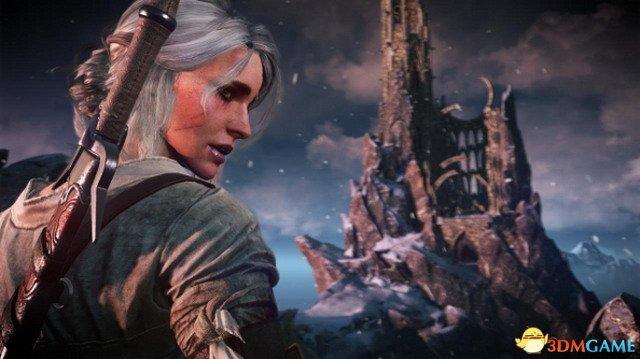傑洛特配音心中的《巫師4》 女主希裡穿梭不同世界
