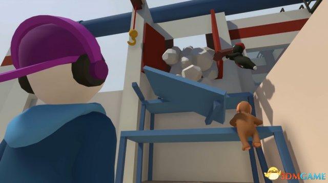 《人类:一败涂地》家用机版8月免费追加多人模式