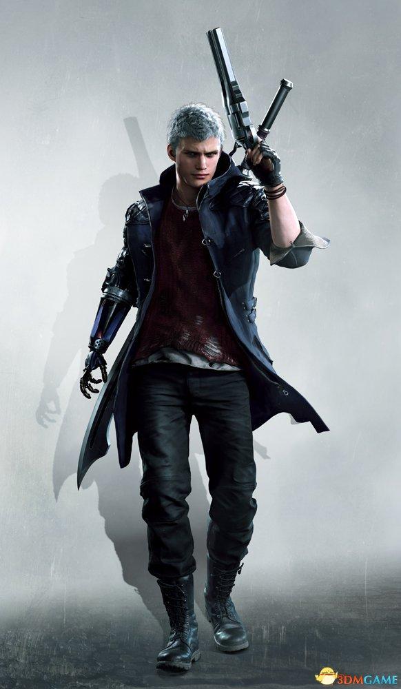 《惡魔獵人5》尼祿介紹第二彈 妮可成為尼祿大幫手