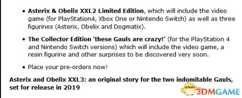《幻想新國度3》將于2019年發售 全新截圖公布