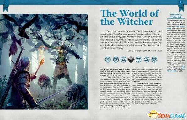 《赛博朋克2030》开创人打造《巫师RPG》桌游!