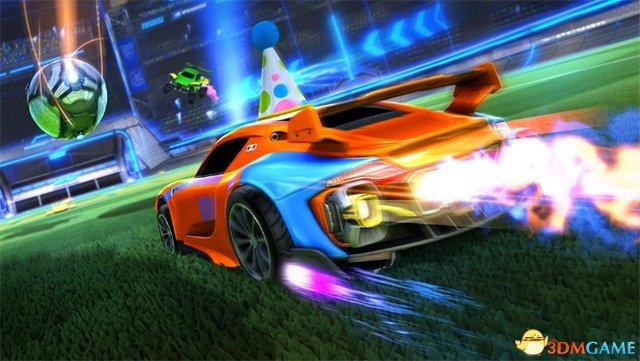《火箭联盟》玩家数据:25亿场比赛,PS4玩家最多