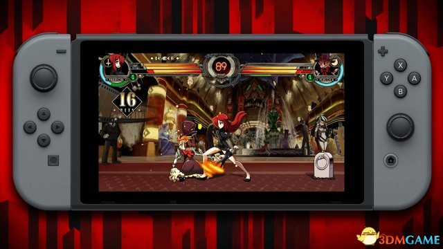 《骷髅女孩》宣布移植Switch平台 上市日期未定