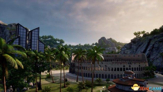 《海岛大亨6》前瞻:景色宜人的优美热带岛国魅力