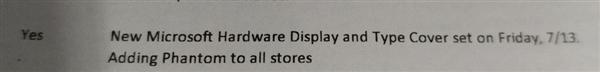10寸新Surface疑似周五发布 配置与售价遭曝光