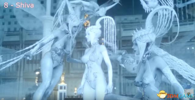 《最终幻想15》十大MOD 玛丽罗斯依旧人气第一