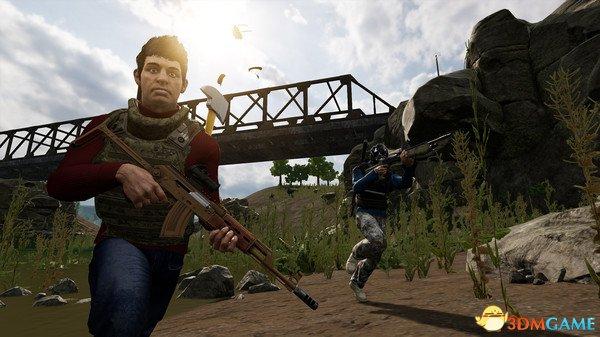 大逃殺新作《淘汰2》上架Steam 配置資訊公布