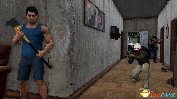 大逃杀新作《淘汰2》上架Steam 配置信息公布
