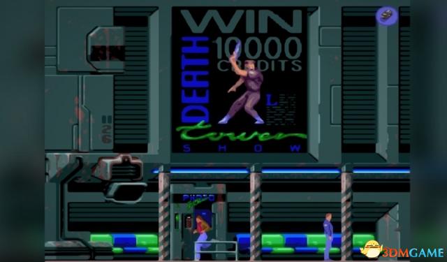 25年经典复刻 《闪回》Switch移植版8月9日上线