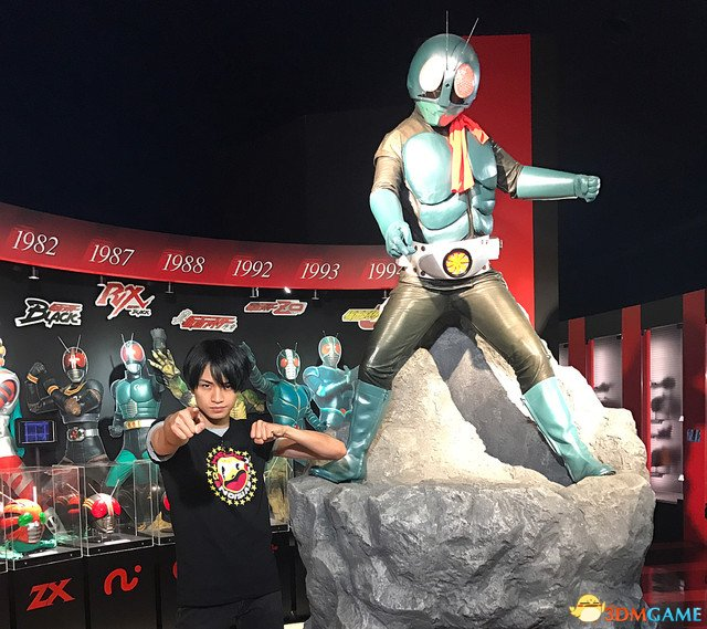 假面骑士之父 日漫巨匠石森章太郎生平剧8月开播