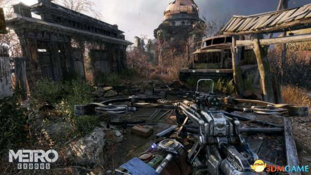 《地鐵:逃離》前瞻 應該能成為該系列最佳遊戲
