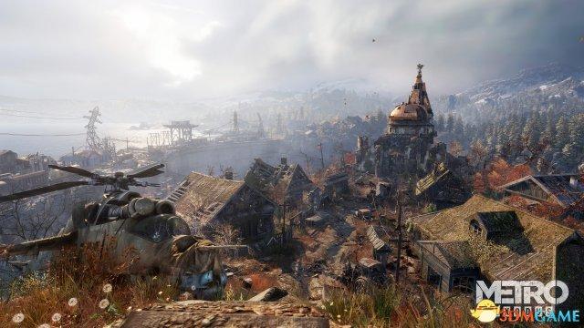 《地铁:逃离》前瞻 应该能成为该系列最佳游戏
