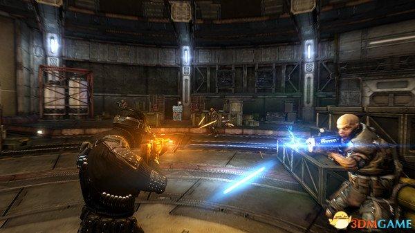 《反抗军2050》Steam今日发售 配置公布 免费开玩