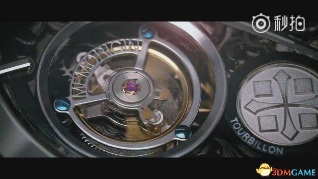 《怪物猎人:世界》主题手表正式亮相 名贵精美