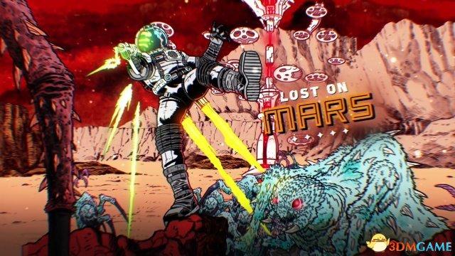 《孤岛惊魂5》迷失火星DLC确定7月17日开放