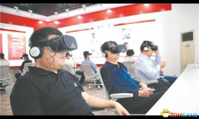 外媒看中国 中国正积极将VR虚拟系统引入军事训练