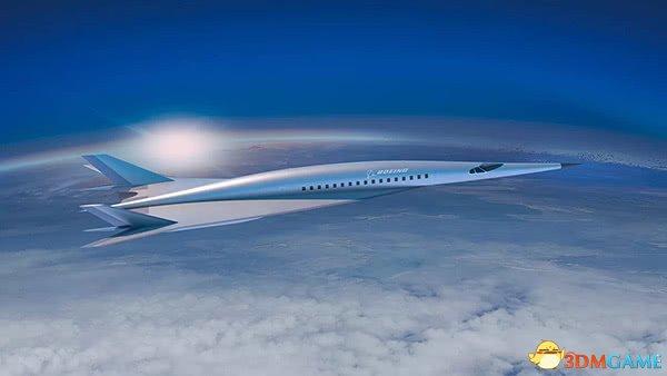 北京直飞纽约只要3小时!波音正研究5倍音速客机