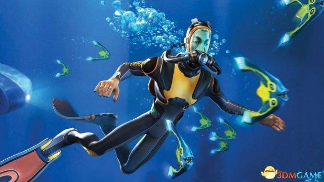 《美丽水世界》即将登陆PS4平台 游戏预告片欣赏