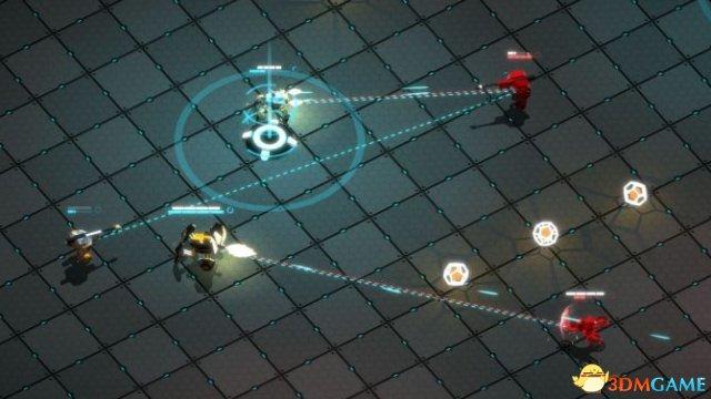 《机械角逐》将登陆Steam抢先体验 PC手游跨平台