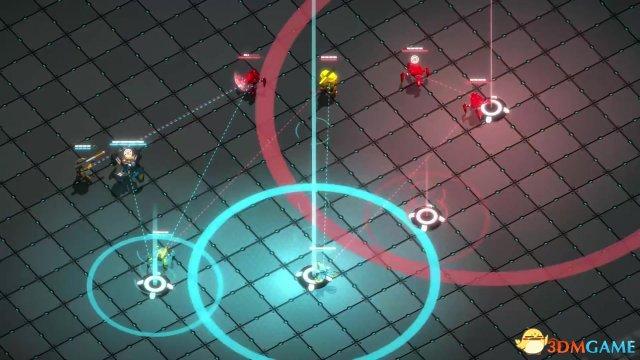 《機械角逐》將登陸Steam搶先體驗 PC手游跨平臺
