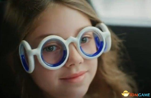 雪铁龙发明防晕车眼镜架 防晕车成功率高达95%