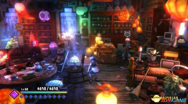 《东方红辉心》登陆Steam 新增难度更富挑战性