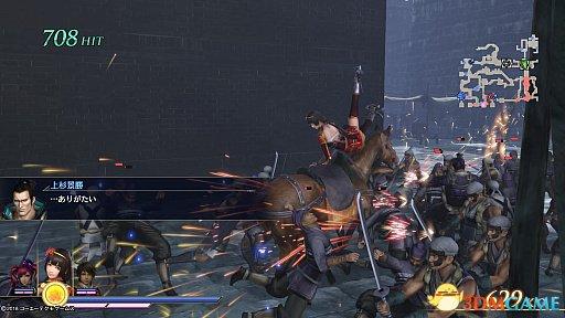 《无双大蛇3》全新演示 神器登场 合体神术炫酷