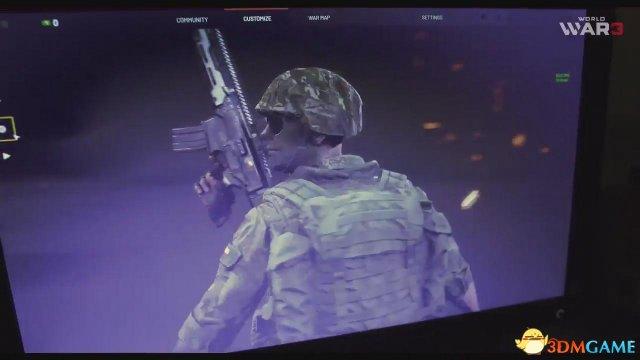《第三次世界大戰》屏攝演示曝光 自定义功能強大