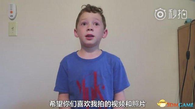 """全球网红""""假笑男孩""""开通微博 5小时内吸60万粉"""