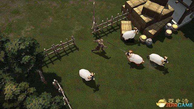 转角遇到鸟嘴医生 《泰亚史诗》超乎想象的中世纪生活