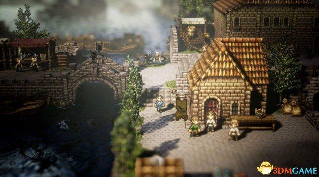 《八方旅人》制作人:不会去做《最终幻想6》重制