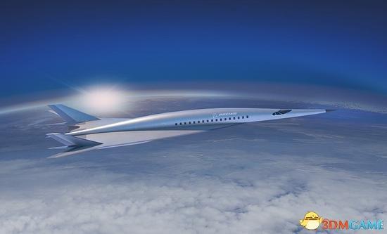 NASA公布超音速飞机研制进展 人类超音速旅途再启