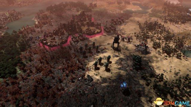 《战锤40K:格雷迪厄斯–遗迹之战》