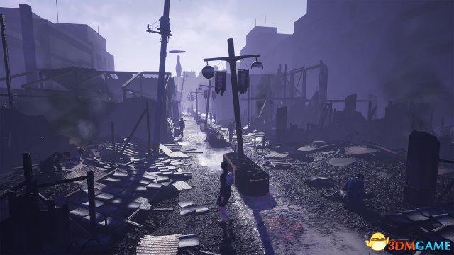 《绝体绝命都市4Plus》合作ZENRIN推更逼真街景