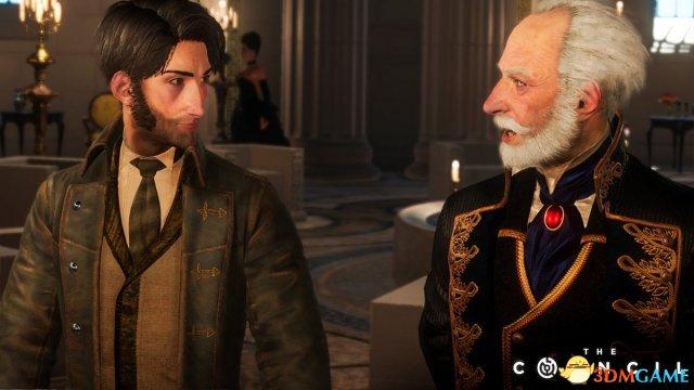 剧情冒险游戏《议会》第三章本月末登陆各大平台